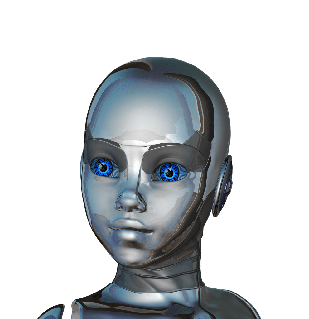 Robotic-Girl